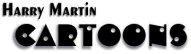 Harry Martin Cartoons Logo